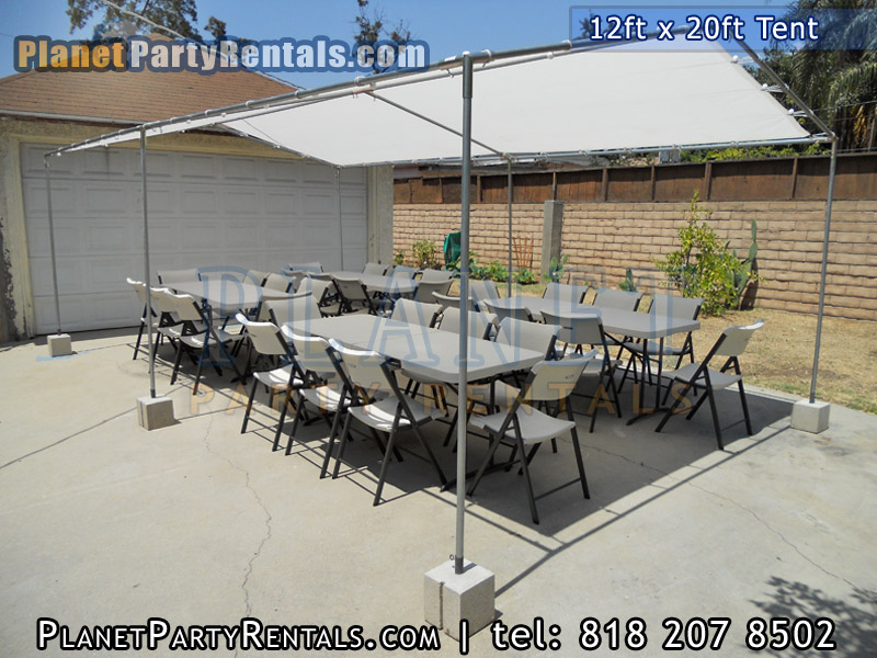 Tent 12ft X 20ft Size And Prices Canopy Tent Rentals Van