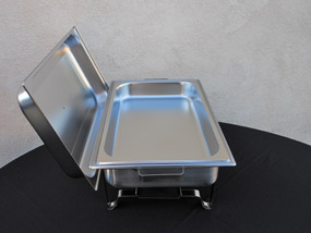 party rentals food warmer for rent 8qt rectangular food warmer for rent