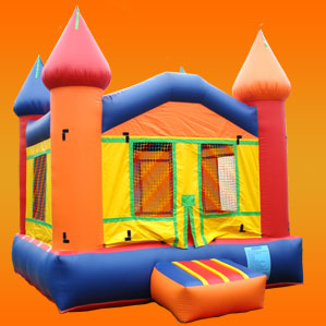 Bouncer Jumper House for rent in the valley rentals available and specials for rent we offer discounts for repeat customers deliveries over $50 dollars qualifies for free delivery in the san fernando valley other areas in the los angeles, santa clarita, simi valley, west los angels require a delivery fee