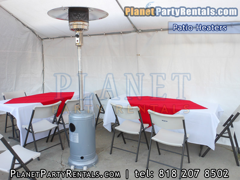 Patio Heater Rentals Includes Propane Tank Free Delivery